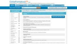 CICLO FORMATIVO GRADO SUPERIOR Administración de Sistemas Informáticos en COMUNIDAD DE Madrid