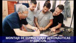 CURSO DE MONTADOR DE ESTRUCTURAS DE AERONAVES: DESCUBRE LO QUE OPINAN LOS TITULADOS