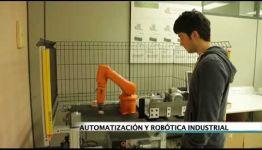 ESTUDIAR EL CICLO DE FP AUTOMATIZACIÓN Y ROBÓTICA INDUSTRIAL: TODA LA INFORMACIÓN