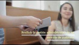 FORMACIÓN DE GESTIÓN CONTABLE Y GESTIÓN ADMINISTRATIVA PARA AUDITORÍAS: ASIGNATURAS Y LAS SALIDAS LABORALES