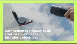 VÍDEO SOBRE EL TEMARIO Y LAS SALIDAS PROFESIONALES DE LA FORMACIÓN DE MECÁNICA DE VEHÍCULOS HÍBRIDOS Y ELÉCTRICOS