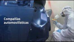 VÍDEO SOBRE LAS ASIGNATURAS Y LAS SALIDAS LABORALES AL EDUCARTE COMO CHAPISTA PINTOR DE VEHÍCULOS