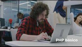 VÍDEO SOBRE LAS ASIGNATURAS Y LOS PUESTOS DE TRABAJO DEL CURSO DE PHP JAVASCRIPT Y MYSQL