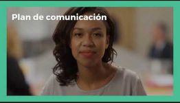 VÍDEO SOBRE LAS ASIGNATURAS Y LOS PUESTOS DE TRABAJO DE LA FORMACIÓN DE COMUNICACIÓN CORPORATIVA
