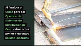 APRENDER Y CONVERTIRTE EN OPERARIO DE SISTEMAS DE DISTRIBUCIÓN DE GAS: TEMARIO Y LAS SALIDAS PROFESIONALES