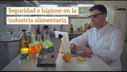 VÍDEO SOBRE LAS ASIGNATURAS Y LOS PUESTOS DE TRABAJO AL EDUCARTE COMO AUXILIAR DE LABORATORIO DE INDUSTRIAS ALIMENTARIAS