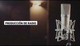 FORMACIÓN DE PRODUCCIÓN DE AUDIOVISUALES RADIO Y ESPECTÁCULOS: TEMARIO Y LAS SALIDAS PROFESIONALES