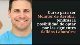CONVERTIRTE EN MONITOR DE AEROBIC: TEMARIO Y LAS SALIDAS PROFESIONALES